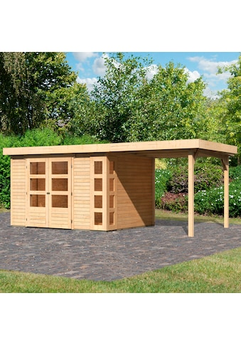 KONIFERA Gartenhaus »Nordsee 5« kaufen