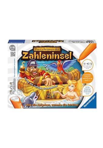 Ravensburger Spiel »tiptoi® - Das Geheimnis der Zahleninsel«, Made in Europe, FSC® - schützt Wald - weltweit kaufen