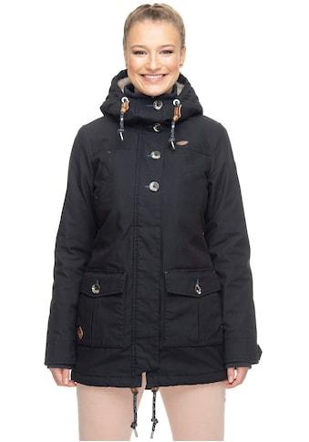 Ragwear Plus Funktionsparka »JANE PLUS«, im typischem Feldjacken Design kaufen