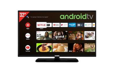 "Telefunken LED-Fernseher »D32H554N2CW«, 80 cm/32 "", HD-ready, Smart-TV-Android TV kaufen"