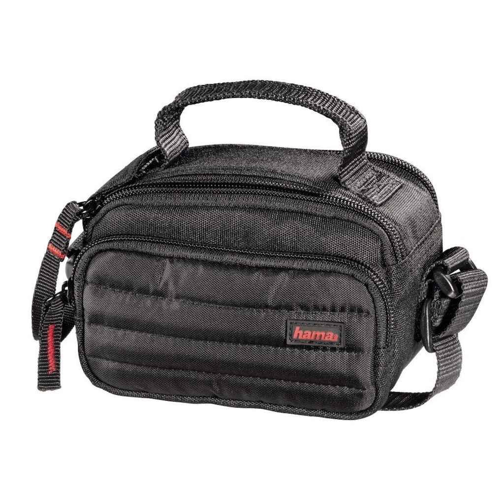 Hama Kameratasche »Innenmaße 13 x 7 x 7,5 cm«, Syscase Tasche für Kamera und Videokamera