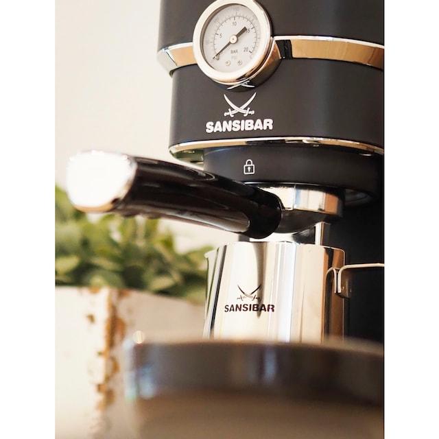 Severin Espressomaschine KA 9582 Espresa 800 Plus
