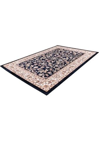Obsession Teppich »Isfahan 741«, rechteckig, 11 mm Höhe, Orient-Optik, Wohnzimmer kaufen