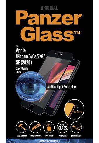 PanzerGlass Displayschutzglas »E2E Apple iPhone 6/6s/7/8/SE2020 CF Anti-blueLight«, für Apple iPhone 6/6s/7/8/SE 2020 kaufen