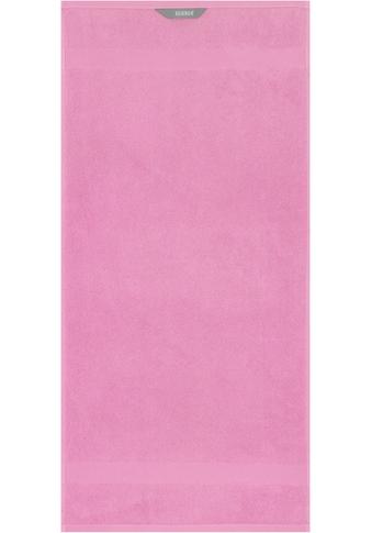 Egeria Handtücher »Diamant«, (2 St.), in Uni gehalten kaufen
