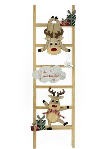 NOOR LIVING Dekoleiter »Frohe Weihnachten« (1 Stück) kaufen