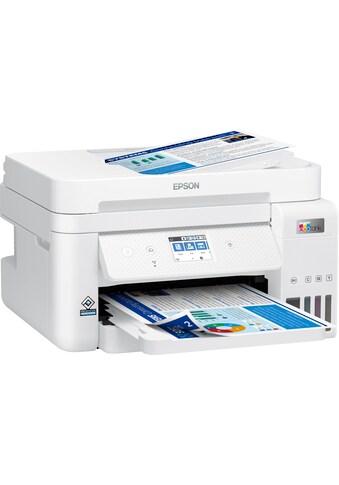 Epson Multifunktionsdrucker »EcoTank ET-4856« kaufen