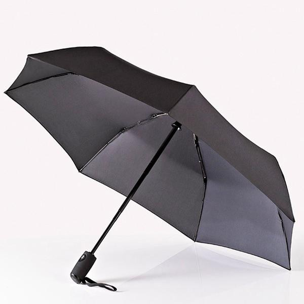 Euroschirm® Regenschirm, »Taschenschirm birdiepal® select« | Accessoires > Regenschirme > Taschenschirme | Schwarz | Metall - Polyester | EUROSCHIRM®