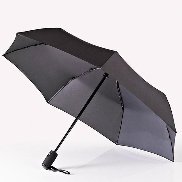 Euroschirm, Taschenregenschirm ´´Taschenschirm birdiepal® select´´ | Accessoires > Regenschirme | Schwarz | Metall - Polyester | EUROSCHIRM®