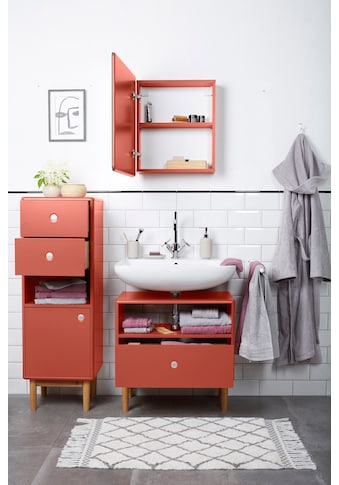 TOM TAILOR Unterschrank »COLOR BATH«, mit 1 Tür & 2 Schubladen, mit Push-to-Open, mit... kaufen