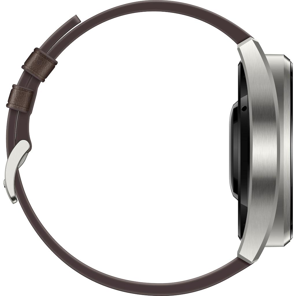Huawei Smartwatch »WATCH 3 Pro Classic Galileo-L40E«, (Harmony OS)