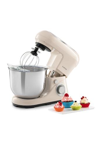 Klarstein Küchenmaschine 1200W 1,6PS 6 Stufen 5 Liter »Bella Pico 2G« kaufen