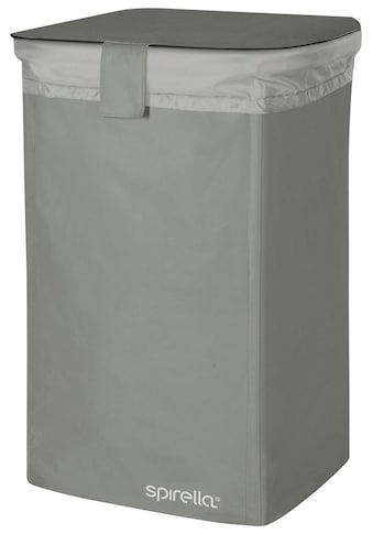 SPIRELLA Wäschesammler »Classic L mi«, mit herausnehmbarem Wäschesack  -  50 Liter  -  Grau kaufen