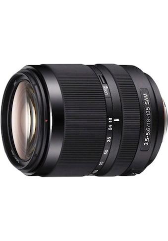 Sony »SAL - 18135« Teleobjektiv kaufen