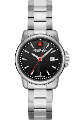Swiss Military Hanowa Schweizer Uhr »SWISS RECRUIT LADY II, 06 - 7230.7.04.007« kaufen