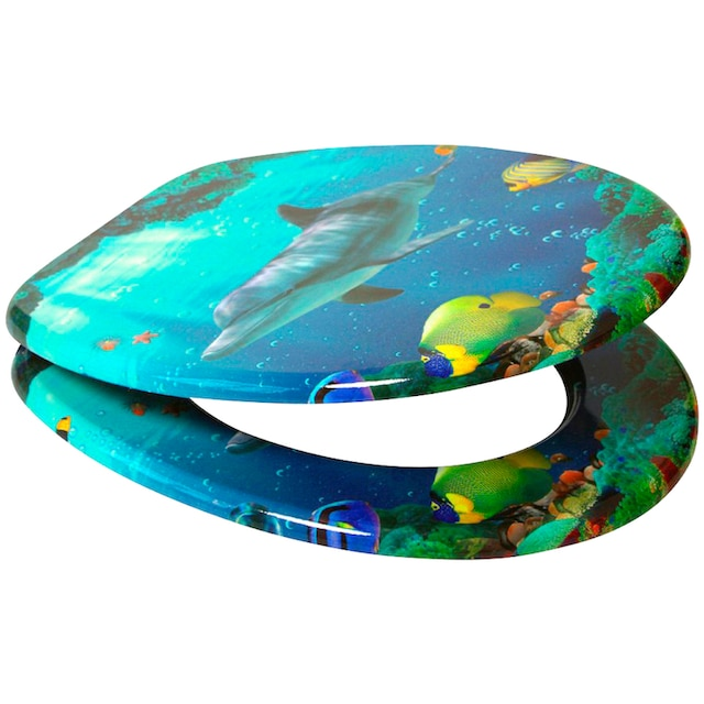SANILO WC-Sitz »Delphin«