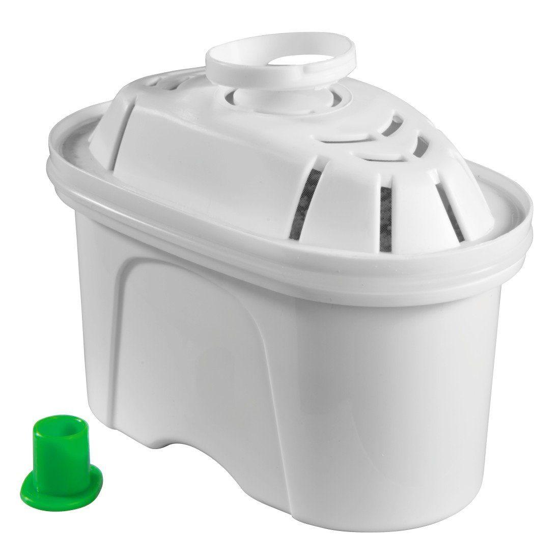 Xavax Wasserfilterkartuschen, 6er-Pack   Küche und Esszimmer > Küchengeräte > Wasserfilter   Weiß   Aluminium   XAVAX