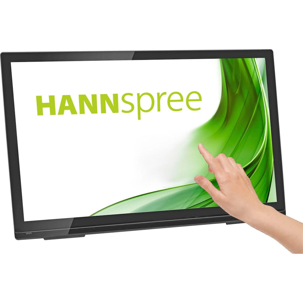 "Hannspree LED-Monitor »HT273HPB«, 68,58 cm/27 "", 1920 x 1080 px, Full HD, 8 ms Reaktionszeit, 60 Hz"