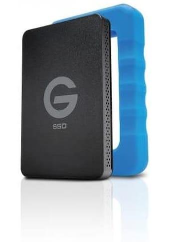 G-Technology externe SSD »Übertragungsgeschwindigkeit: up to 425MB/s«, G-DRIVE ev RaW 2 TB SSD kaufen