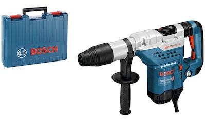 Bosch Professional Powertools Bohrhammer »GBH 5-40 DCE Professional«, (1 tlg.),... kaufen