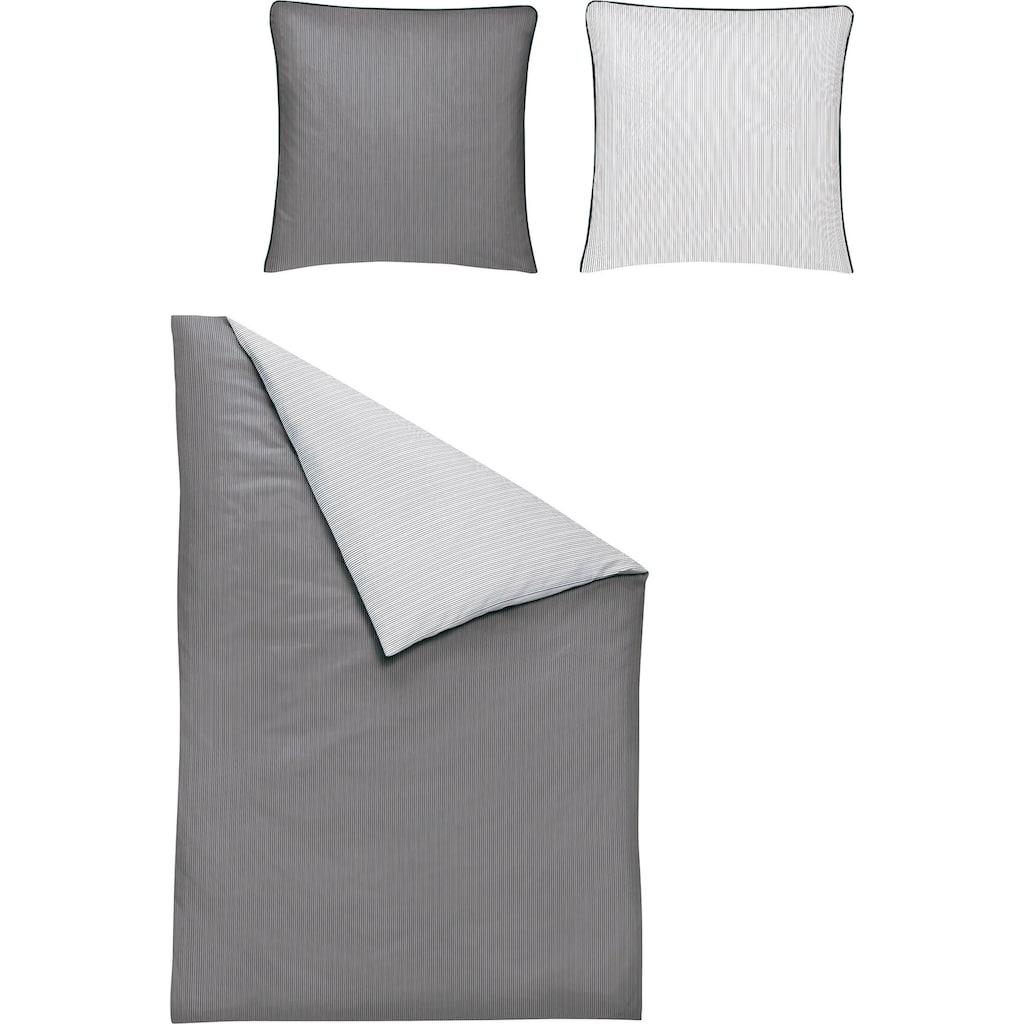 Irisette Wendebettwäsche »Linea 8021«, in feinem Streifendesign