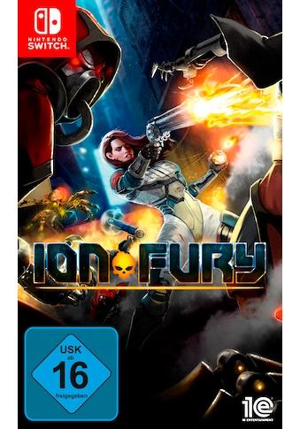 Spiel »Ion Fury«, Nintendo Switch kaufen