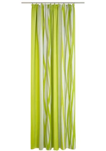 Wirth Vorhang nach Maß »BROOKLYN«, Breite 142 cm kaufen