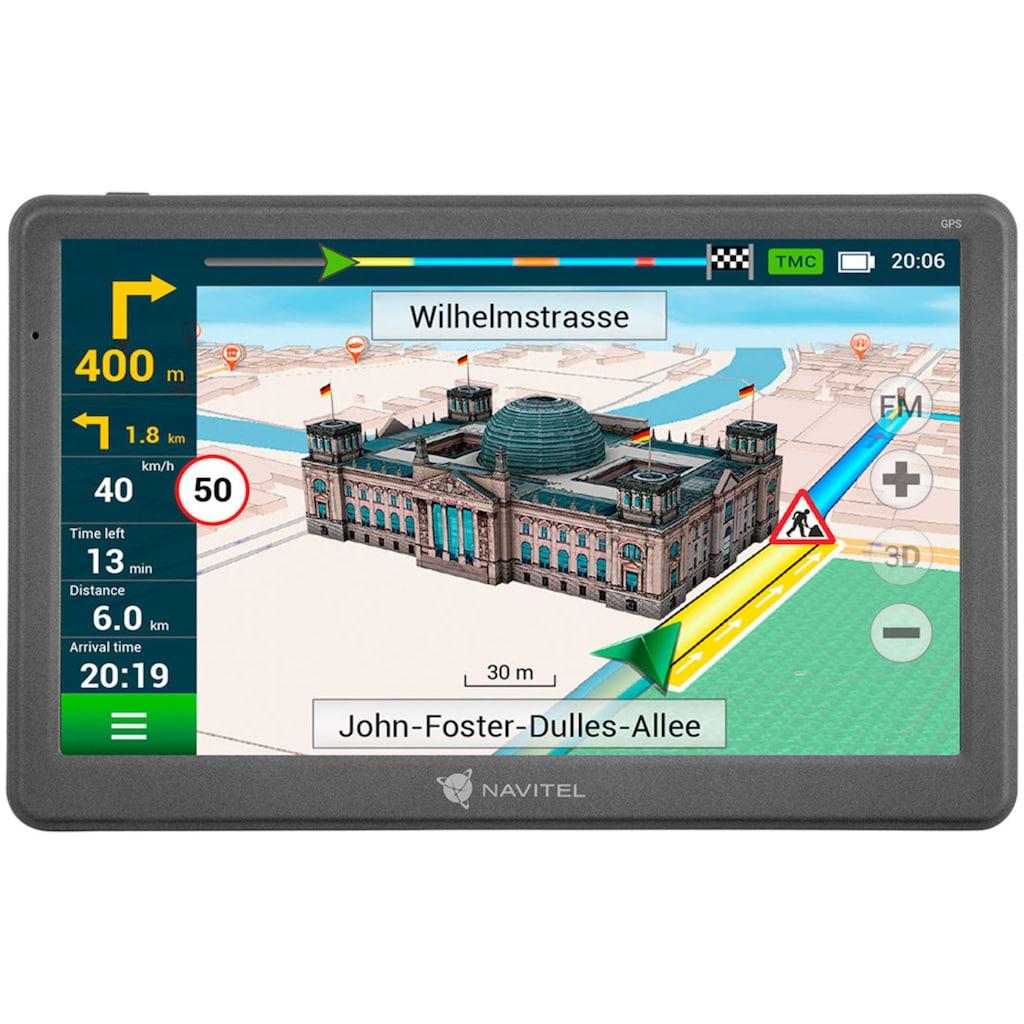 NAVITEL Navigationsgerät »E700 TMC«
