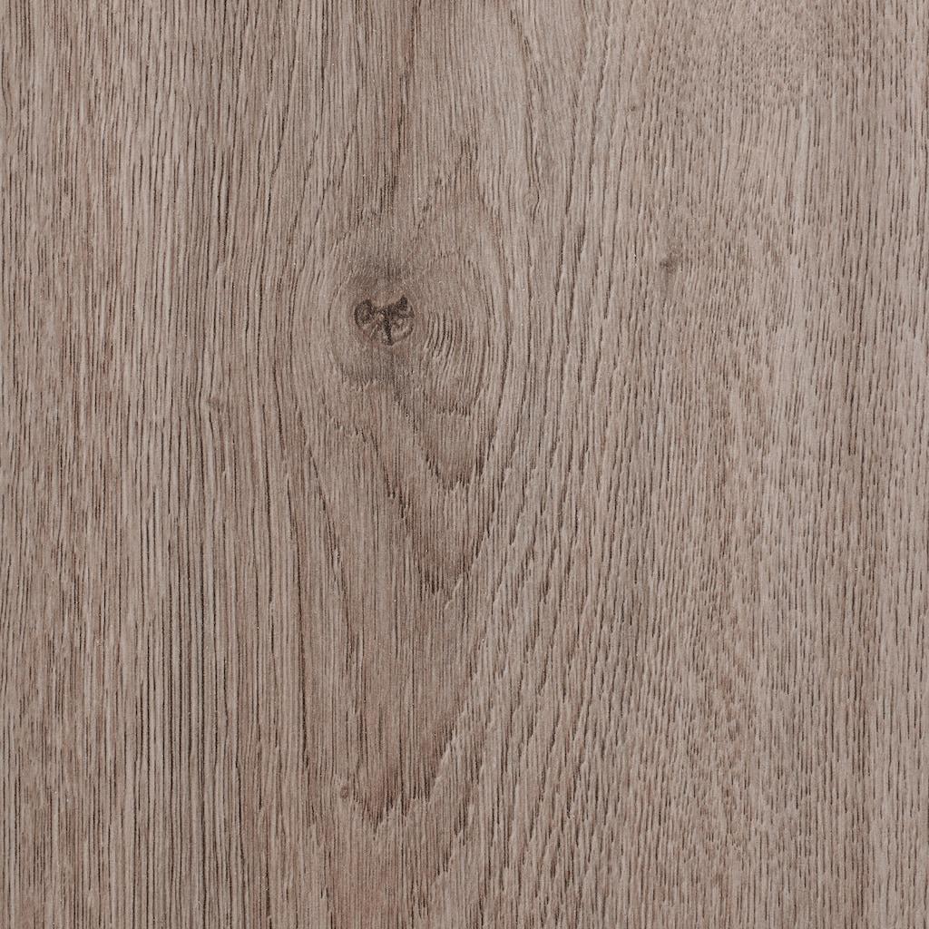 Bodenmeister Laminat »Dielenoptik Eiche grau braun«, Stärke: 7mm, ohne Fuge