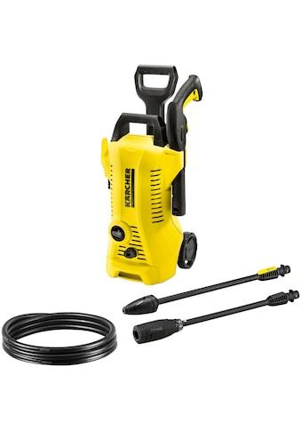 KÄRCHER Hochdruckreiniger »K 2 Power Control«, für die Reinigung von z.B. Fahrrädern,... kaufen