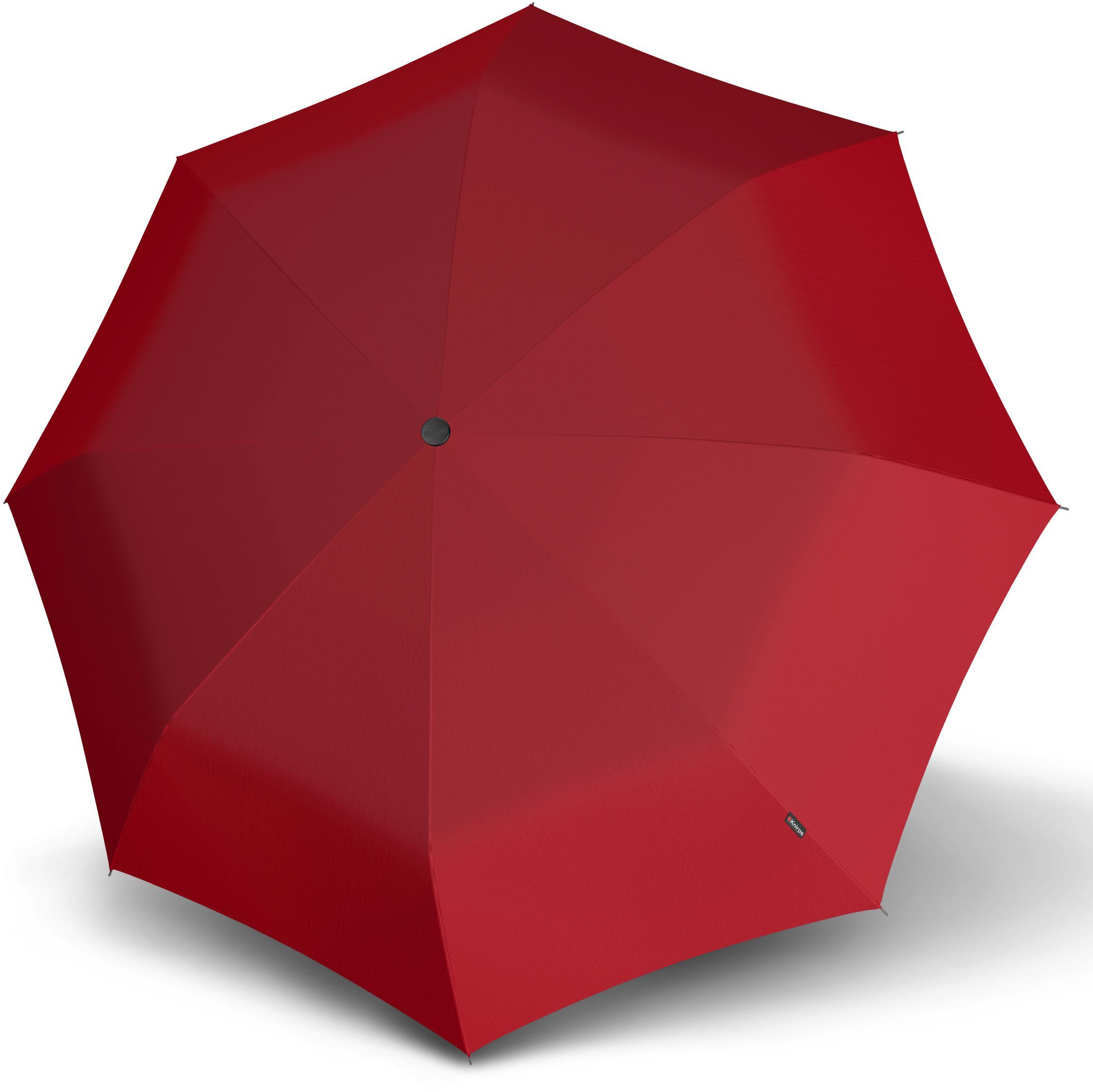 Knirps® Regenschirm - Taschenschirm, »T.200 Medium Duomatic red«   Accessoires > Regenschirme > Taschenschirme   Rot   KNIRPS