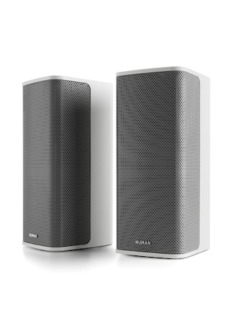 NUMAN 2.0 Stereo-System, 2 x 60 Watt RMS, 12 m Kabel, weiß kaufen