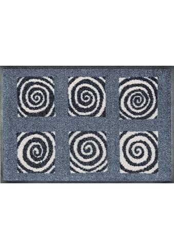 wash+dry by Kleen-Tex Fußmatte »Pan«, rechteckig, 7 mm Höhe, Schmutzfangmatte, In- und... kaufen