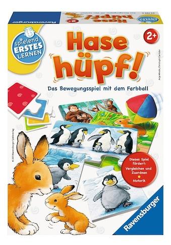 Ravensburger Spiel »Hase hüpf!«, Made in Europe, FSC® - schützt Wald - weltweit kaufen