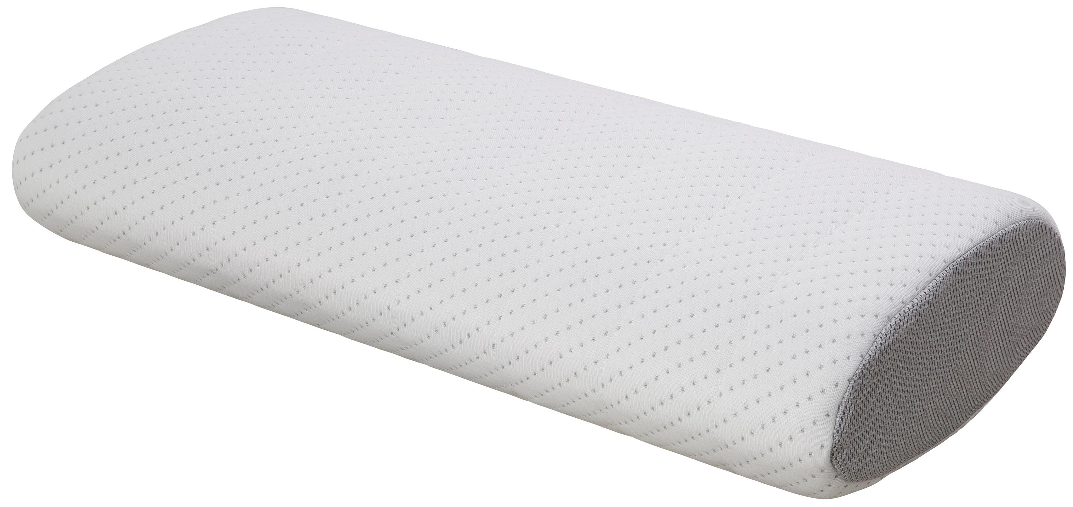 Nackenstützkissen, »Vario Flex«, BeCo - Das wendbare Nackenkissen mit weicherer und festerer Liegeseite, von Testschläfern empfohlen