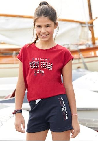 TOM TAILOR Polo Team T - Shirt kaufen
