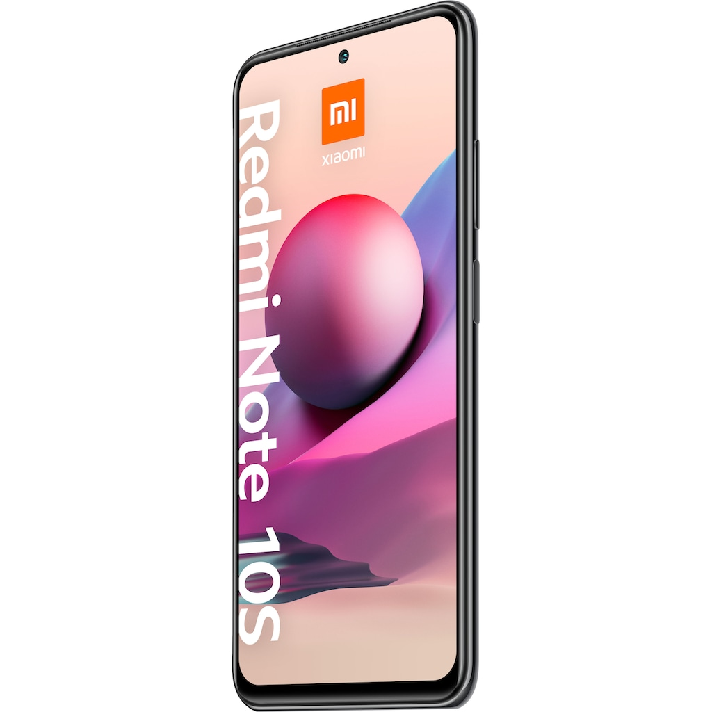 "Xiaomi Smartphone »Redmi Note 10S«, (16,3 cm/6,43 "", 128 GB Speicherplatz, 64 MP Kamera)"