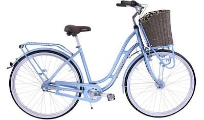 FASHION LINE Cityrad, 3 Gang, Shimano, NEXUS Schaltwerk, Nabenschaltung kaufen