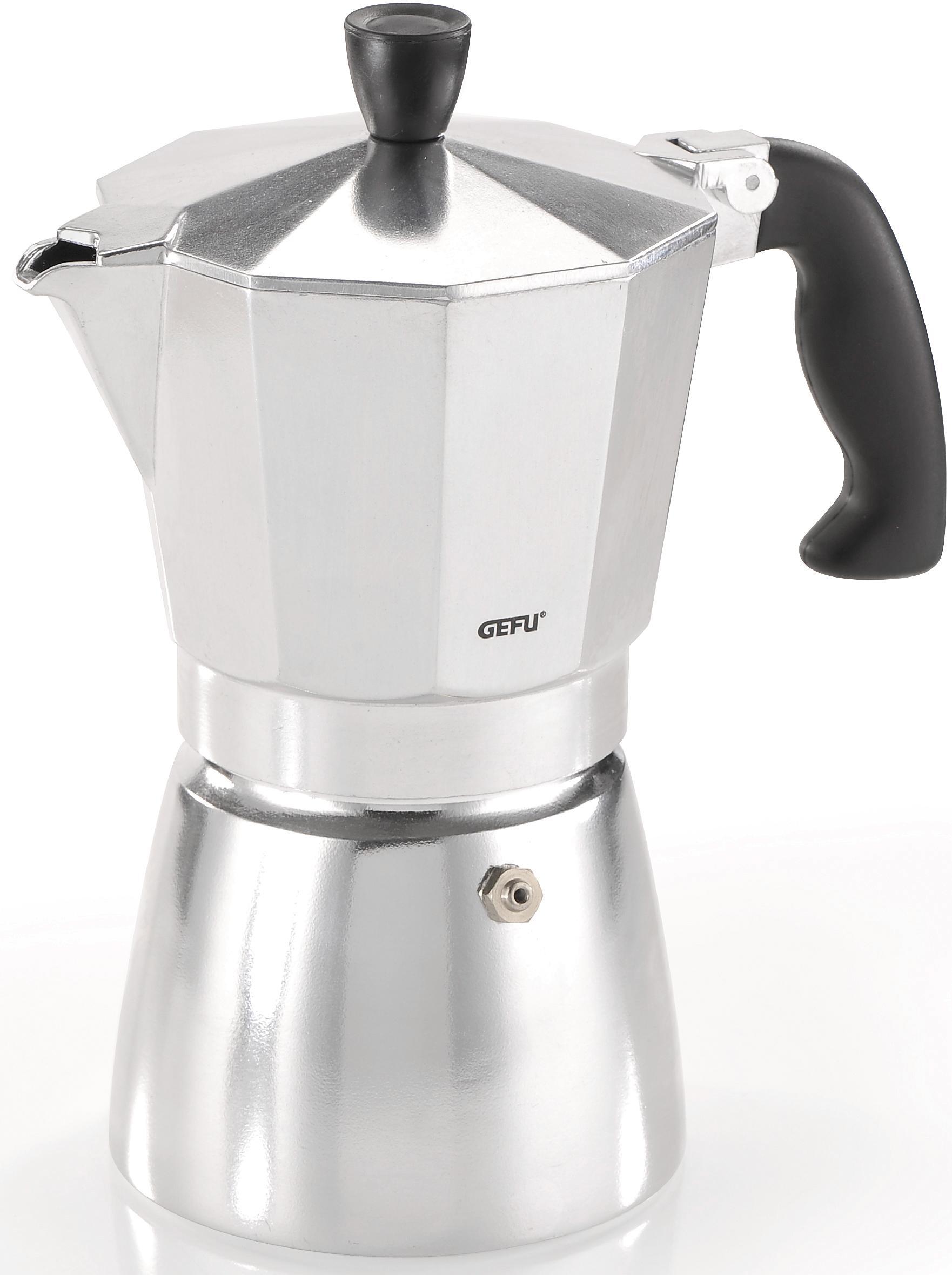 GEFU Espressokocher Lucino