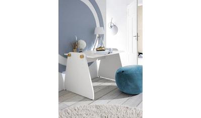 now! by hülsta Kinderschreibtisch »now! minimo«, mit höhenverstellbarer Tischplatte, Home Office für Kids optimal gestaltet kaufen