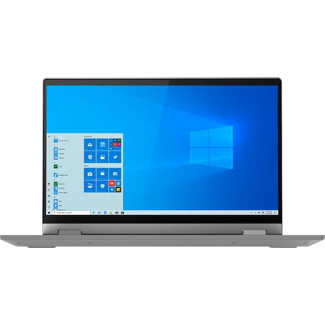 Lenovo Flex 5 14IIL05 81X100MHGE Notebook (14 Zoll, Intel,Core i3, 256 GB HDD, 256 GB SSD)