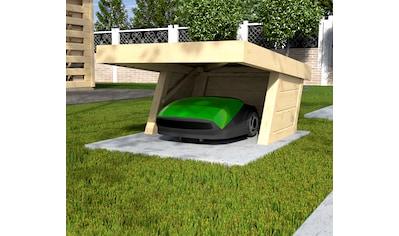 weka Mähroboter-Garage kaufen