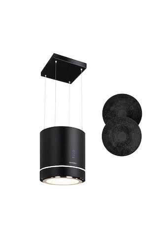 Klarstein Inselabzugshaube Ø38cm Umluft 540m³/h LED kaufen