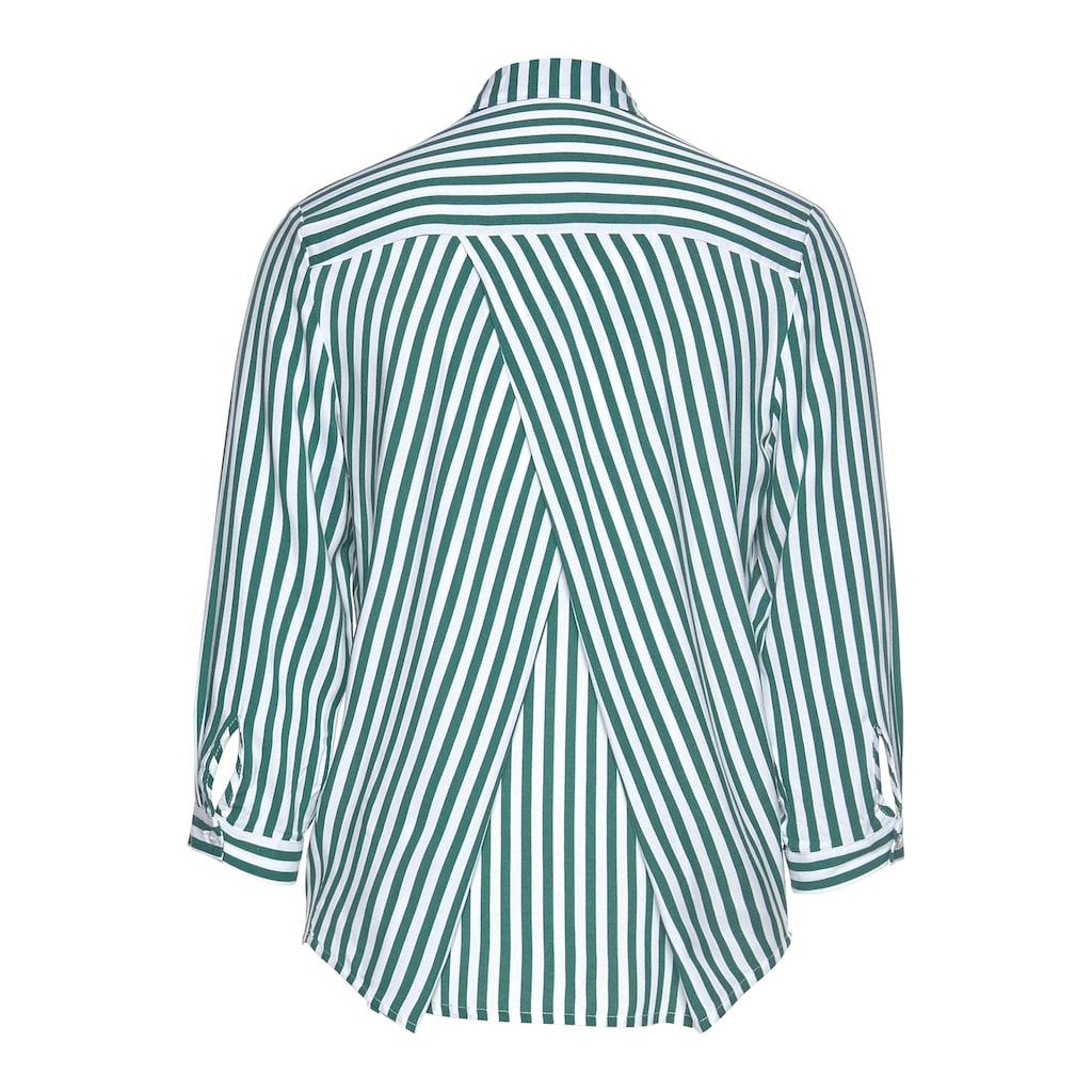 AJC Hemdbluse, mit ausgefallenen Rückenfalten