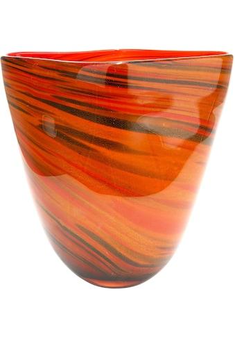 GILDE GLAS art Dekovase »Sienna 2« kaufen