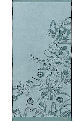 Essenza Duschtuch »Malou«, (1 St.), mit floralem Muster kaufen