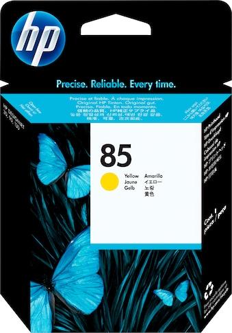 HP »hp 85 Gelb DesignJet« Tintenpatrone kaufen