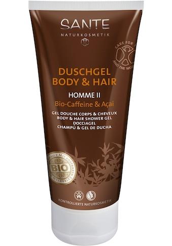 SANTE Duschgel »Homme II Body & Hair 2in1« kaufen