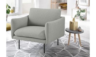 andas Sessel »Mavis«, mit losen Sitz- und Rückenkissen, skandinavischer Stil kaufen