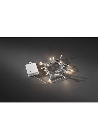KONSTSMIDE LED Lichterkette mit Lichtsensor kaufen